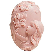 3D Flower Fairy Craft Art Silicone Soap mould Craft Moulds DIY Handmade Candle mould Chocolate Mould moulds