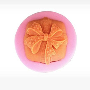 3D Gift Box C222 Craft Art Silicone Soap mould Craft Moulds DIY Handmade Candle mould Chocolate Mould moulds