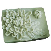 3D Peony Flower FM002 Craft Art Silicone Soap mould Craft Moulds DIY Handmade Candle mould Chocolate Mould moulds