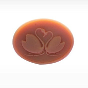 3D Swan Craft Art Silicone Soap mould Craft Moulds DIY Handmade Candle mould Chocolate Mould moulds