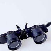 MSmask Telescope Glasses Magnifier Eyewear Fishing Hiking Concert Opera Binoculars