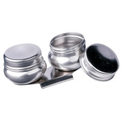 Double Palette Cup with Screw Lid and Clip