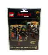 HeXL Lego Ninjago Double-Sided Foil Party Balloon, 43cm
