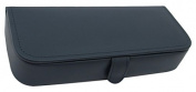 Rectangular Shaped Jewellery Box with 7 Compartments, Navy