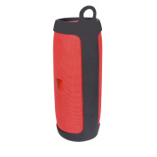 LuckyNV Charge 3 Cases,Travel Carrying Protective Carry Silicone Cover Bag for JBL Charge 3 Bluetooth Speaker