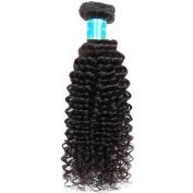Vinsteen Brazilian Kinky Curly Virgin Hair 3 Bundles/Lot Natural Short and Long Unprocessed Human Hair Weave Extensions 20cm - 80cm