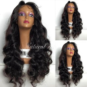 Body Wave Remy Natural Colour Full Lace Wigs Brazilian Virgin Hair Pre Plucked Hairline Lace Front Wigs Human Hair Wigs For African Americans