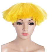 sunshine Susie Short Straight Wig Cosplay Costume Wig With Free Wig Cap