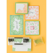 Martha Stewart Stamp Around The Page Starter Set 10pc-