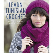 Leisure Arts Learn Tunisian Crochet