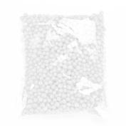 QIANDUOO Styrofoam Foam Balls Colourful Foam Beads for Slime 2.5-3.5mm/7-9mm Plus Bonus Fruit Slice Fit for Kid's Creative Arts Crafts Supplies Slime Supplies Wedding Party Decorations