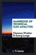 Handbook of Technical Gas-Analysis
