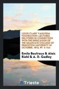 Louis Clark Vanuxem Foundation