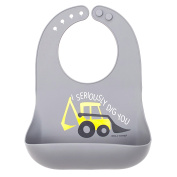 Bella Tunno Dig You Silicone Wonder Bib