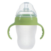 Baby feeding Bottles with Removable Handles