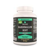 Marshmallow Root Organic Vegan MEGA STRENGTH 1000 mg per capsule / 60,000 mg per bottle organic vegan Vcaps
