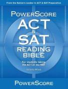 The Powerscore ACT & SAT Reading Bible