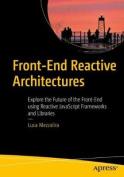 Front-End Reactive Architectures