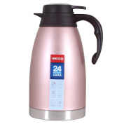 Amazing Camel Stainless Steel Thermal Carafe Double Walled Vacuum Thermos-2L2010ml