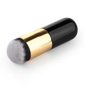 LOUSHI Cosmetic Brush Face Makeup Brushes Powder Brush Blush Brushes Foundation Tool