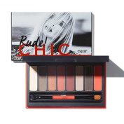 ESPOIR Rude Chic Eye Palette / newly launched / FW Autumn makeup eyeshadow palette