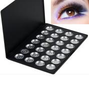 Pulison(TM) New Empty Cosmetics Makeup Eyeshadow Pans Eye Shadow Aluminium Palette