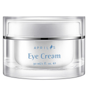 Aprilis Anti-Ageing Eye Cream, the Most Effective Eye Cream with Argireline for Instant Firming and Long-Term Reduction of Dark Circles, Puffiness, Wrinkles and Bags, 30 ml, 1 fl. oz.