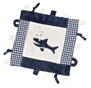 Maison Chic Multifunction Blankie, Bruce the Shark