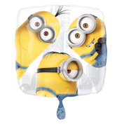 46cm Despicable Me Minions Group Foil Balloon