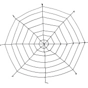 YiZYiF Halloween Spider Web for Home Fireplace Outdoor Party Festive Supplies