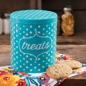 The Pioneer Woman Flea Market Dots Treat Jar