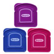 Crayola Sandwich Container - 3 Random Colours