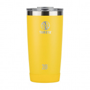 Takeya Actives Insulated Stainless Tumbler with Flip Lid, 590ml, Solar