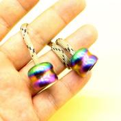 Begleri EDC Rainbow Sainless Steel Time Killer Finger Sport Toy