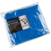 Stalwart Blue Tarp, Camping Wood Pile Roofing Cover
