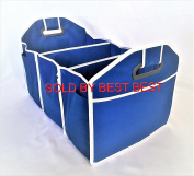 Car trunk organiser (blue)