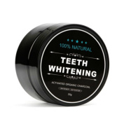 100% Natural Activated Charcoal Teeth Whitening - The Natural Solution