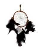 Dream Catcher - Authentic 15cm Medium Hand Made Native American Indian Cherokee Dreamcatcher …