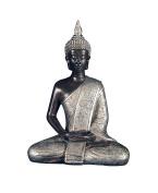 20cm Tall Thai Buddha Statue, Meditating Peace Harmony Statue