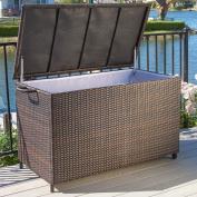 Best Selling Home Decor Furniture Anistan 140cm . 567.8l Wicker Deck Box