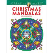 Dover Publications Creative Haven Christmas Mandalas
