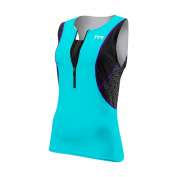 TYR Women's Competitor Loose Tri Singlet with Bra