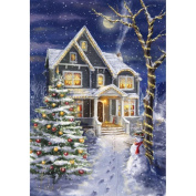 Tenworld Christmas DIY Diamond Painting Embroidery Kits Home Decor Arts Crafts Sewing Cross Stitch