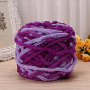 100g/1ball Soft Cotton Hand Knitting Yarn Chunky Woven Bulky Crochet Thick for Scarf somethings