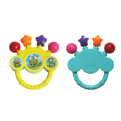 Waymine Newest Baby Bell Toy Hand On The Toy Baby Birthday Gift