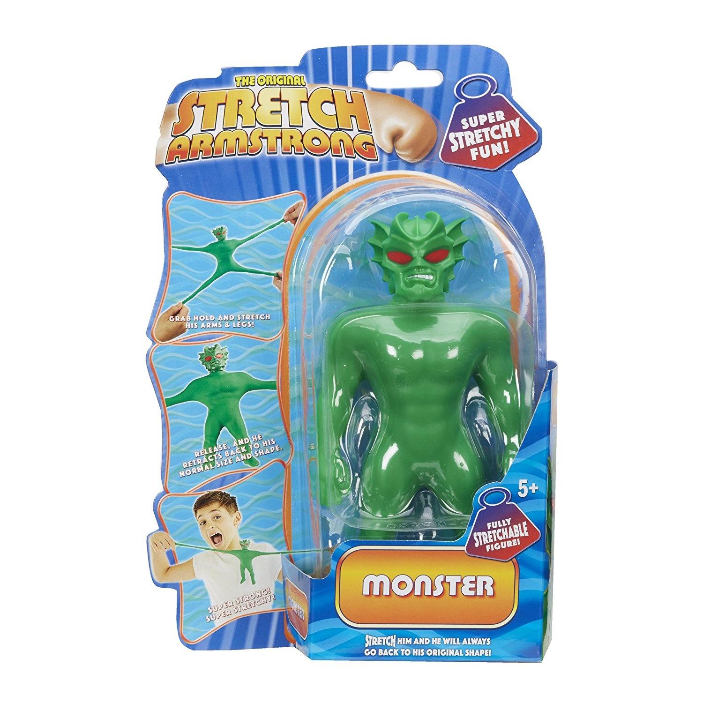 Scooby Doo Allungabile.Stretch 06540 18cm Monster Action Figure