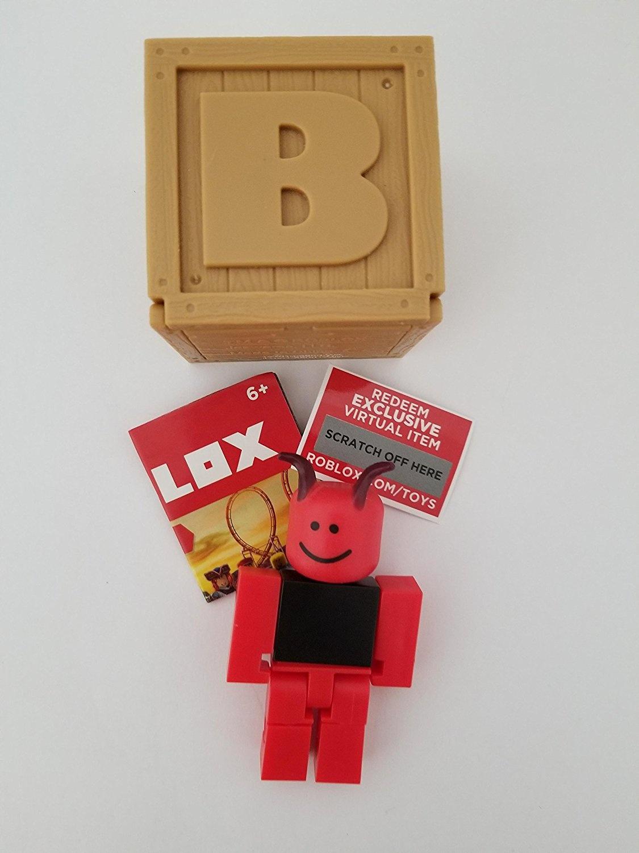 ROBLOX Series 2 Maelstronomer action Figure mystery box + Virtual Item Code  6 4cm