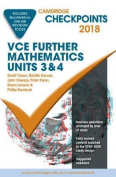 Cambridge Checkpoints VCE Further Mathematics 2018 and Quiz Me More