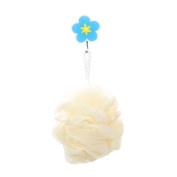 ACE Household Loofah Exfoliating Soft Sponge Bath Ball Mesh Luxury Shower Pouffe