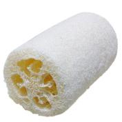 Luweki New Natural Loofah Bath Body Shower Sponge Scrubber Pad Hot